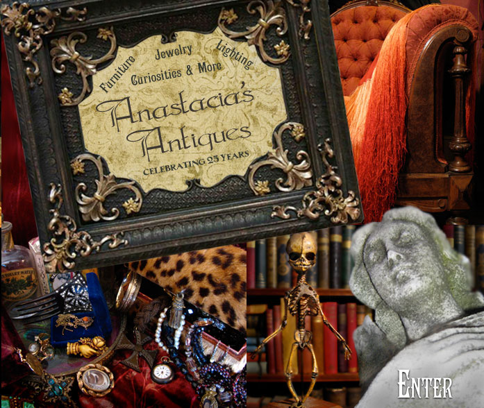 anastacias antiques furniture jewelry lighting curiosities more